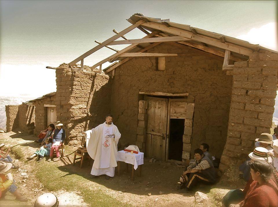 Pérou : un toît pour la chapelle de Cconchaccota