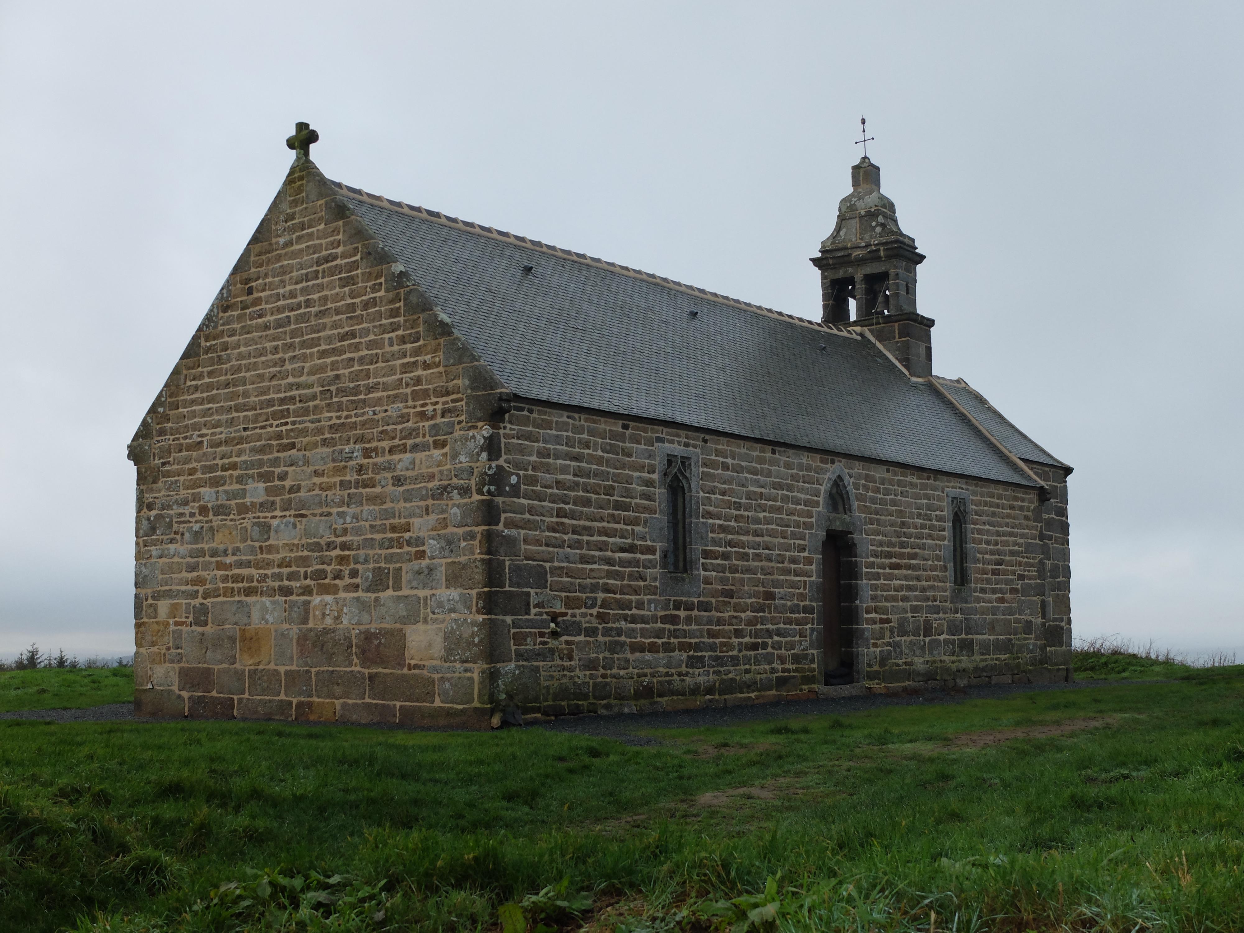 Pour que la chapelle de Pédernec retrouve ses cloches !