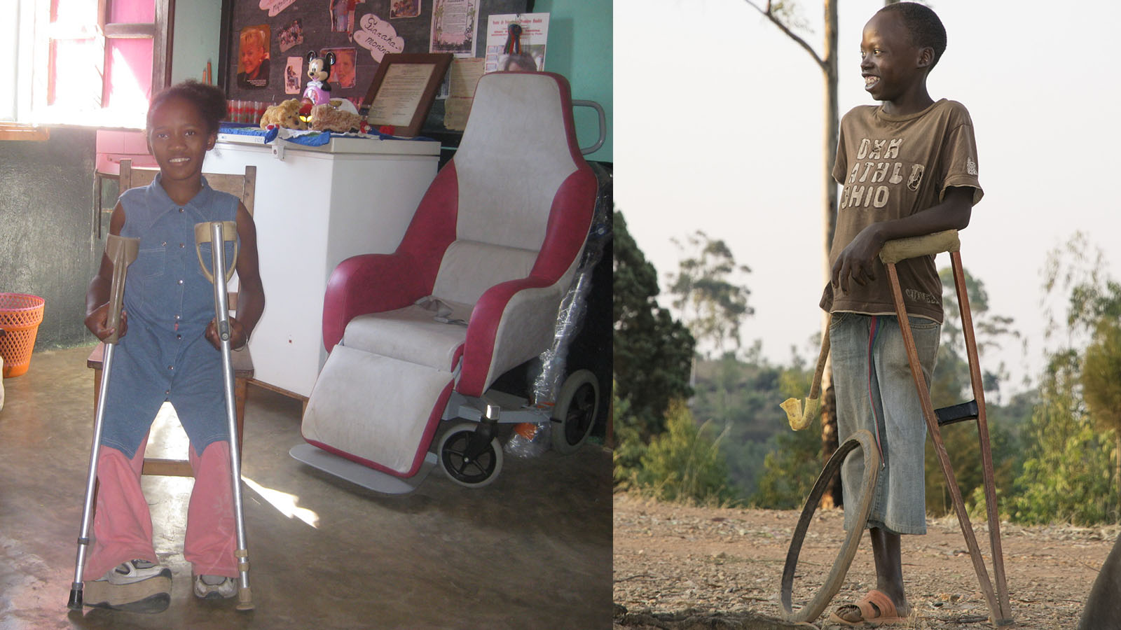 Aidez-nous à envoyer du matériel médical au Congo