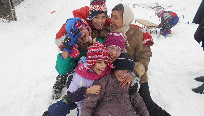 Aidons l'orphelinat Maria Barati en Roumanie