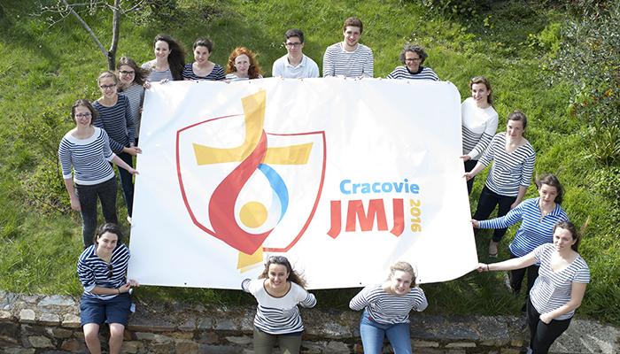 JOURNÉES MONDIALES DE LA JEUNESSE 2016 Cracovie