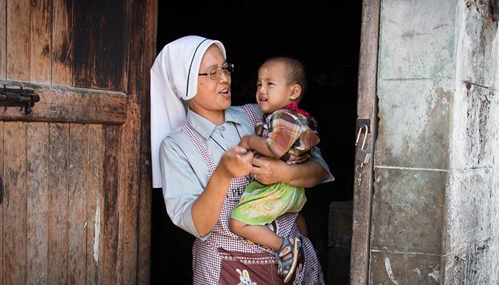 Soutien à un pensionnat karenni en Birmanie