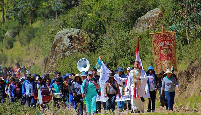 Pérou : soutenez un prêtre en mission à 4 200 m d'altitude !