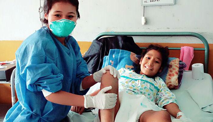 Pérou : deux infirmières au service des plus faibles
