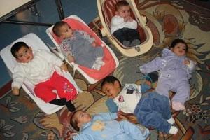 Bébés abandonnés à Bethléem