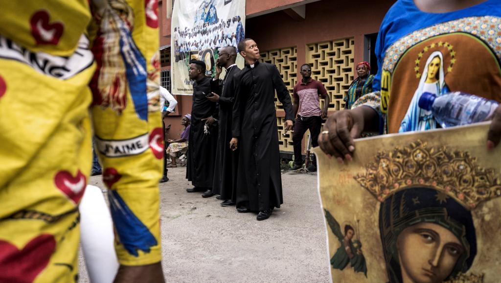 Messe et marche pacifique des chrétiens réprimés – KINSHASA RDC