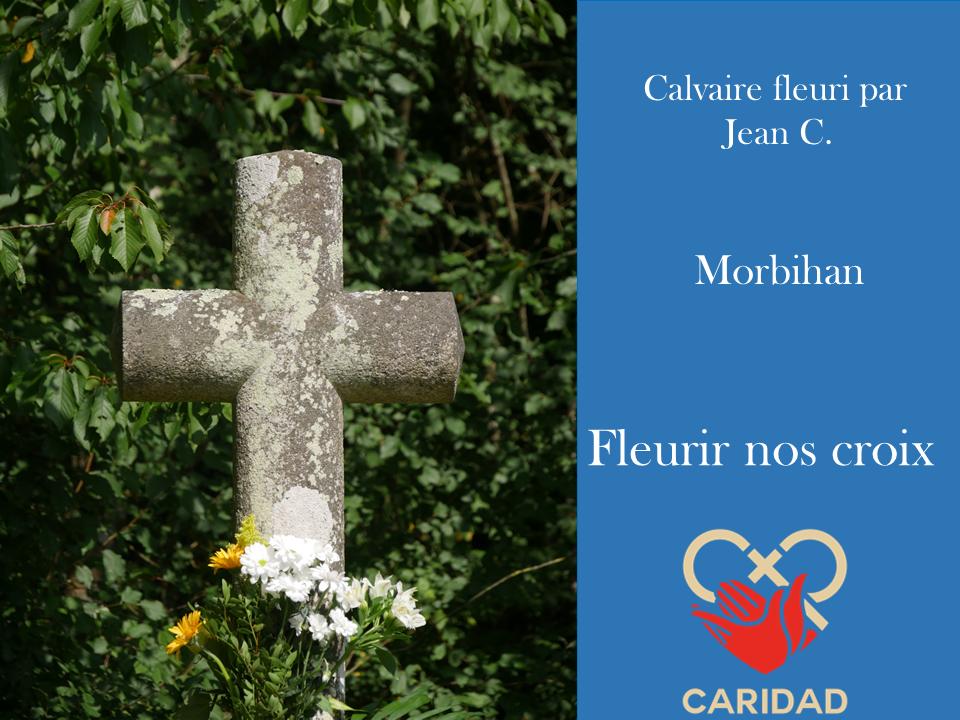 Fleurir nos croix Morbihan