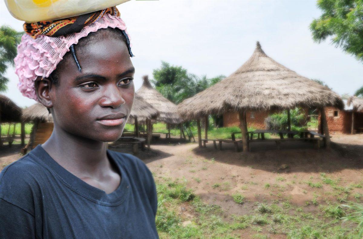 Rénovation d'un foyer d'accueil de jeunes filles abandonnées