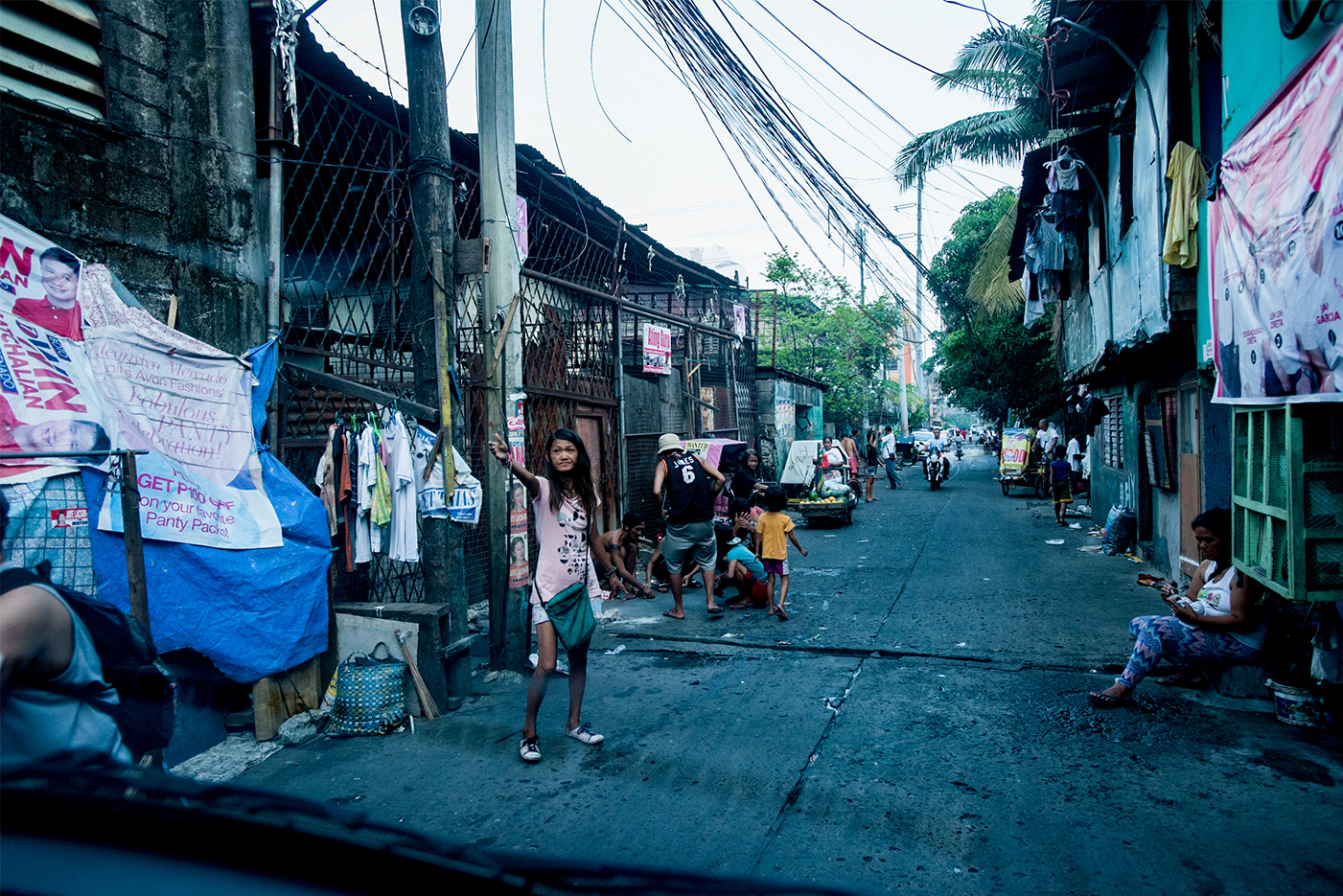 """À Manille, aidons les """"doubles"""" victimes de la drogue"""