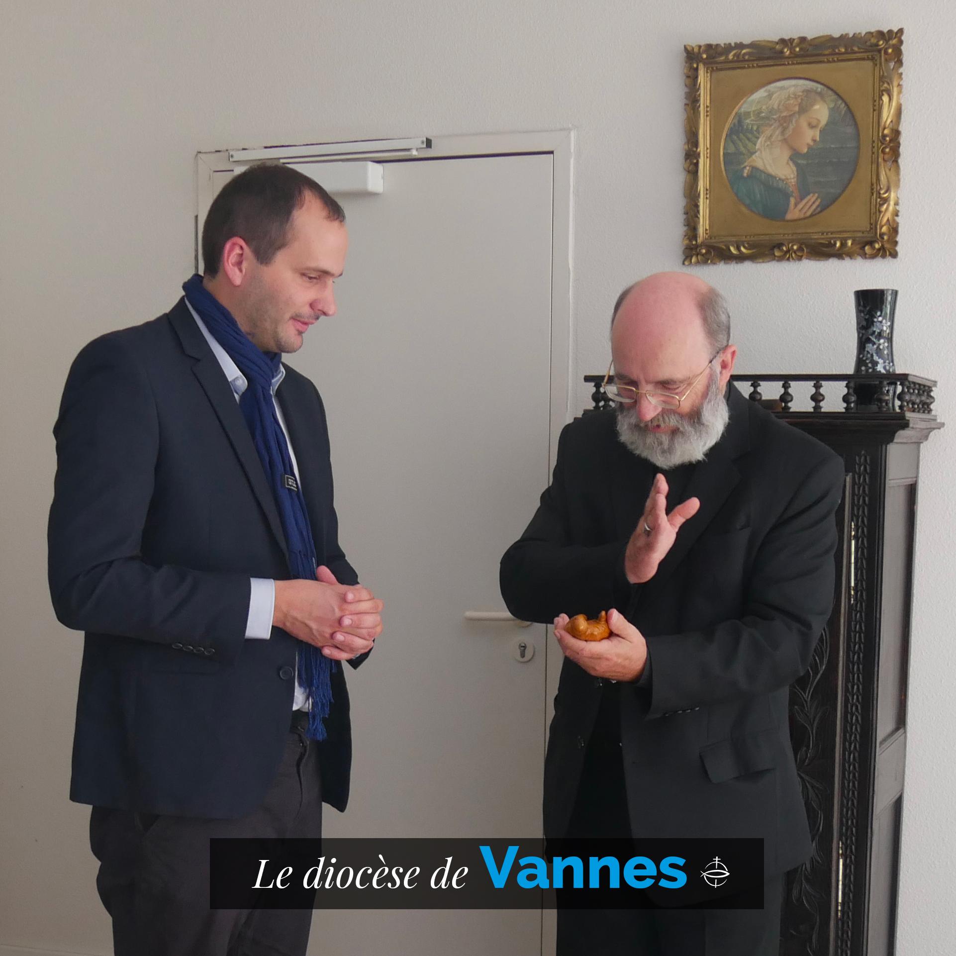 Notre rendez-vous avec Monseigneur Centène