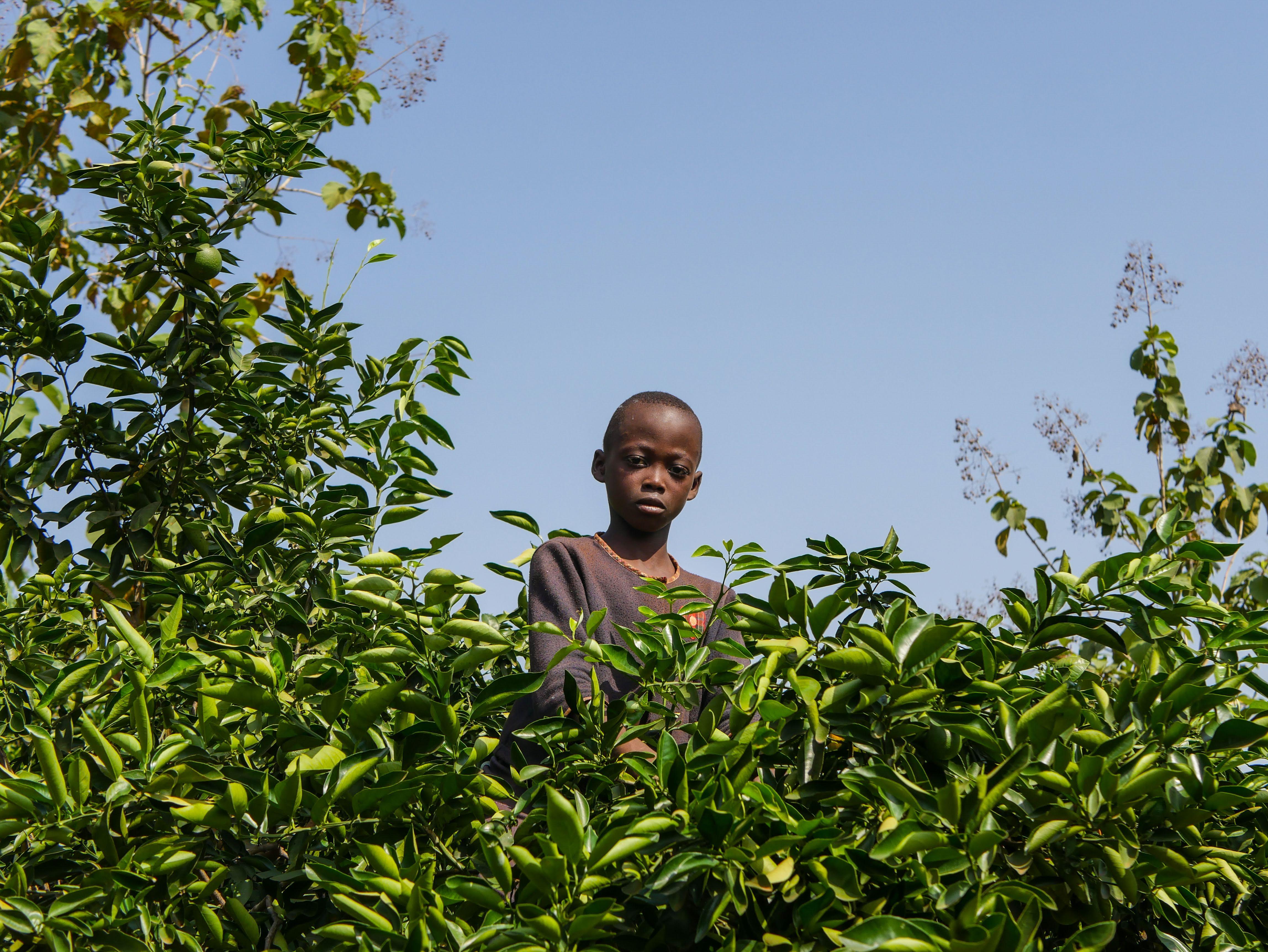 Congo : financez la rénovation d'un foyer qui accueille des enfants abandonnés.