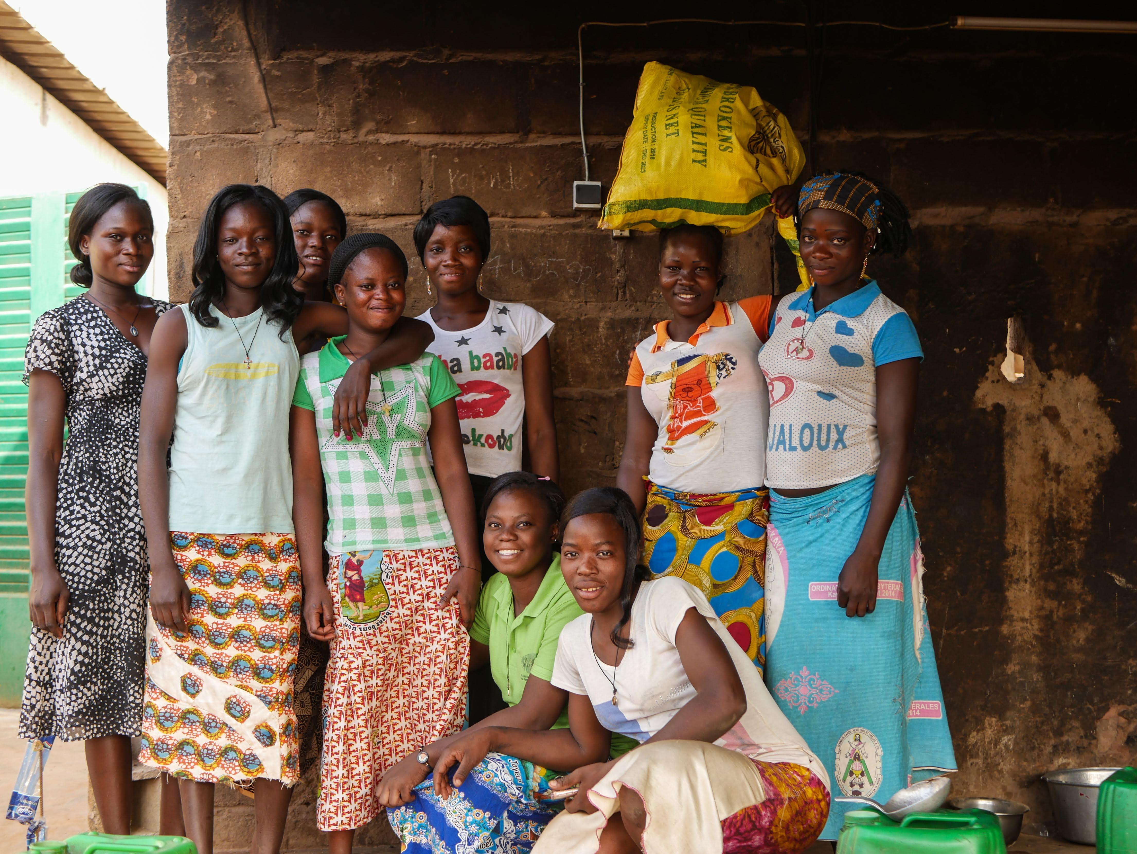 [Reportage] Un foyer contre le mariage forcé au Burkina Faso