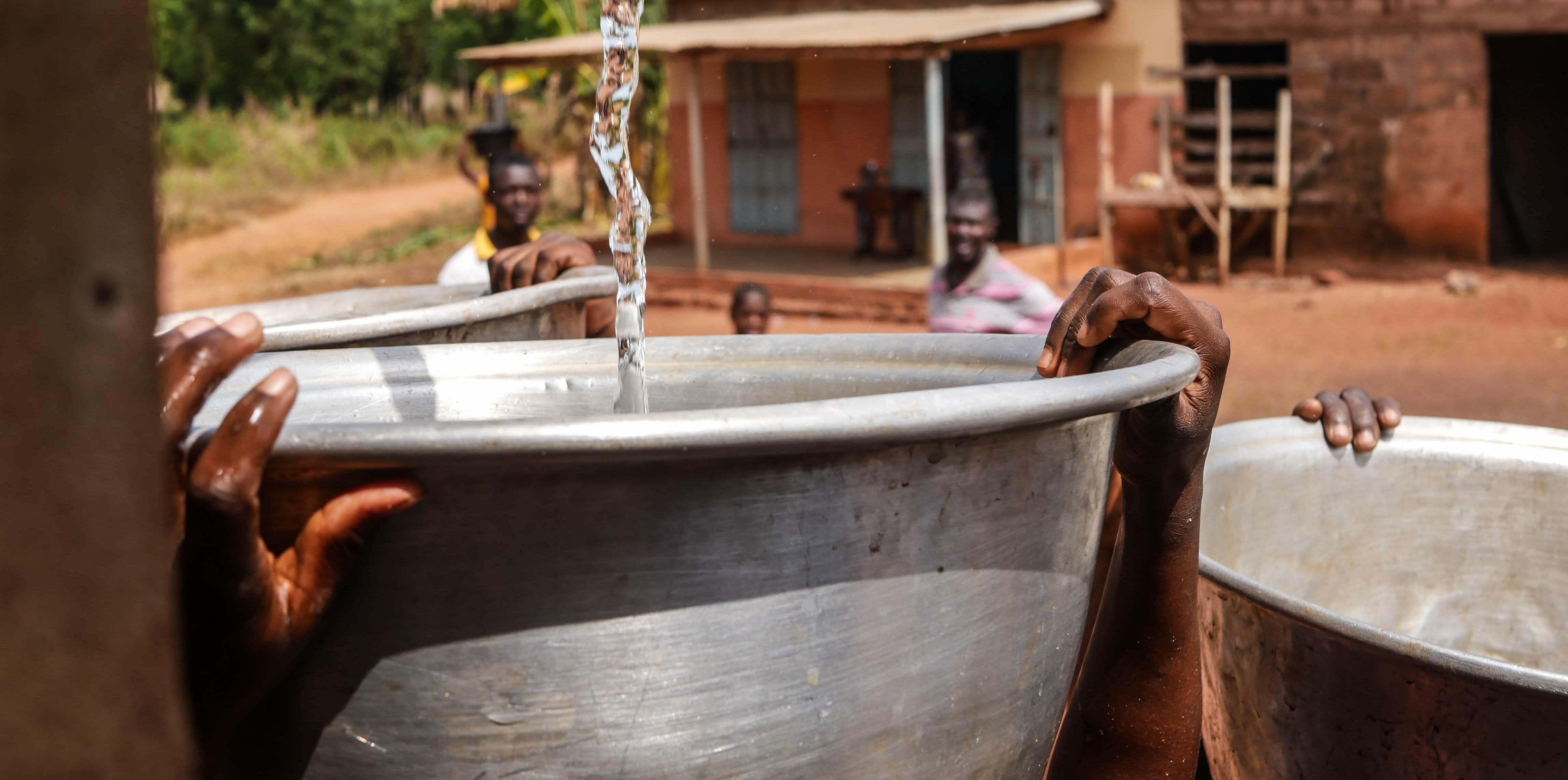 Read more about the article Burkina Faso : rendre accessible l'eau potable