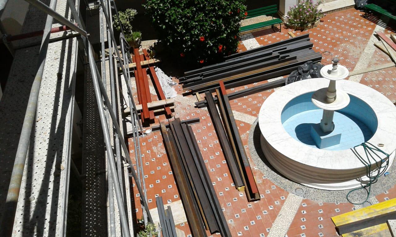 Malaga : les travaux ont débuté !