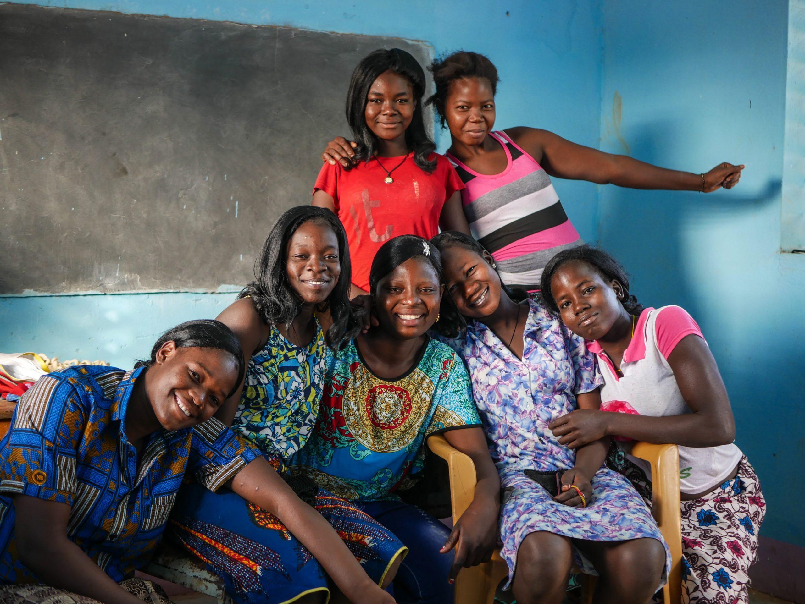 Burkina Faso : financez la scolarité de jeunes filles fuyant le mariage forcé