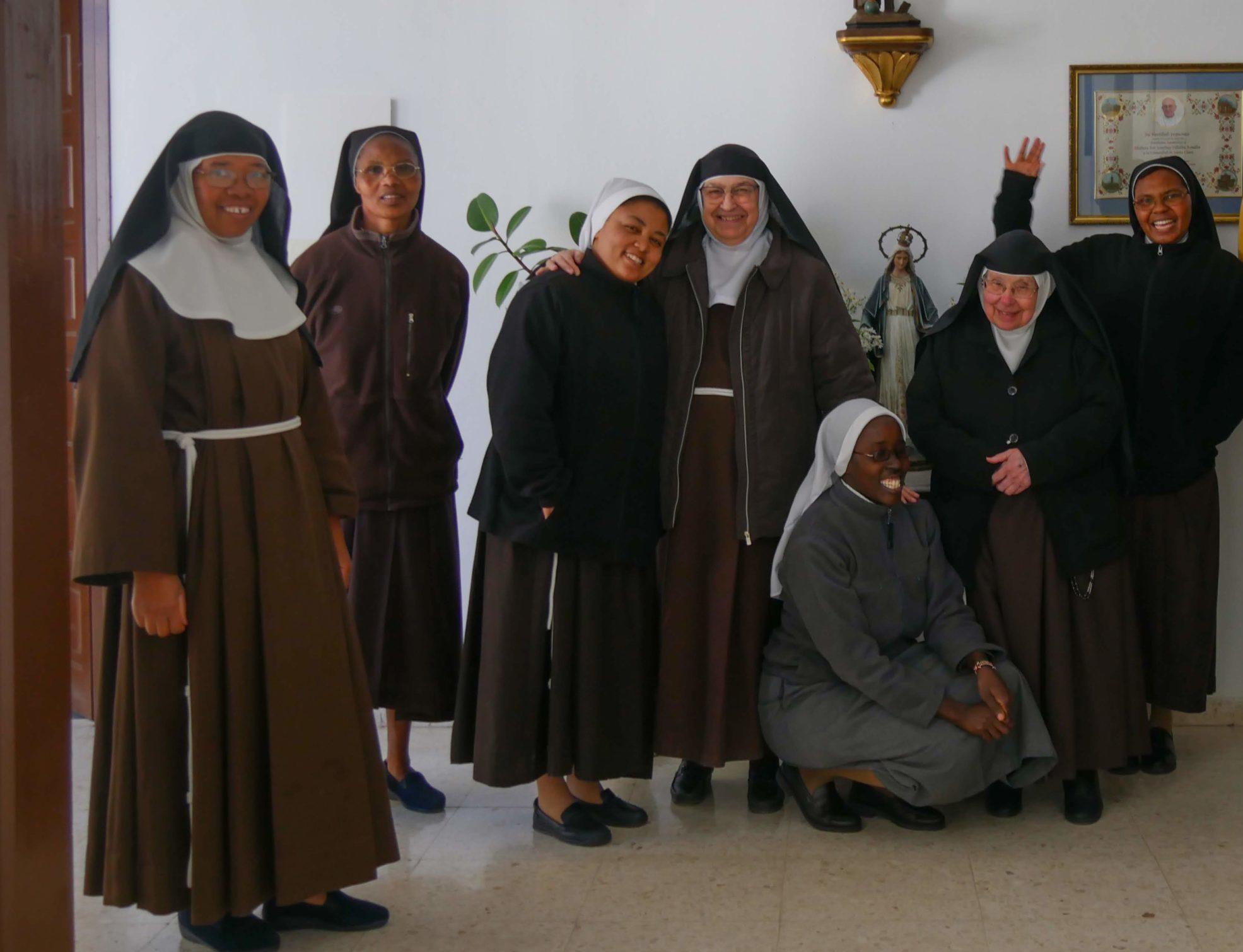 Malaga : une aide pour la nouvelle phase des travaux du couvent des clarisses