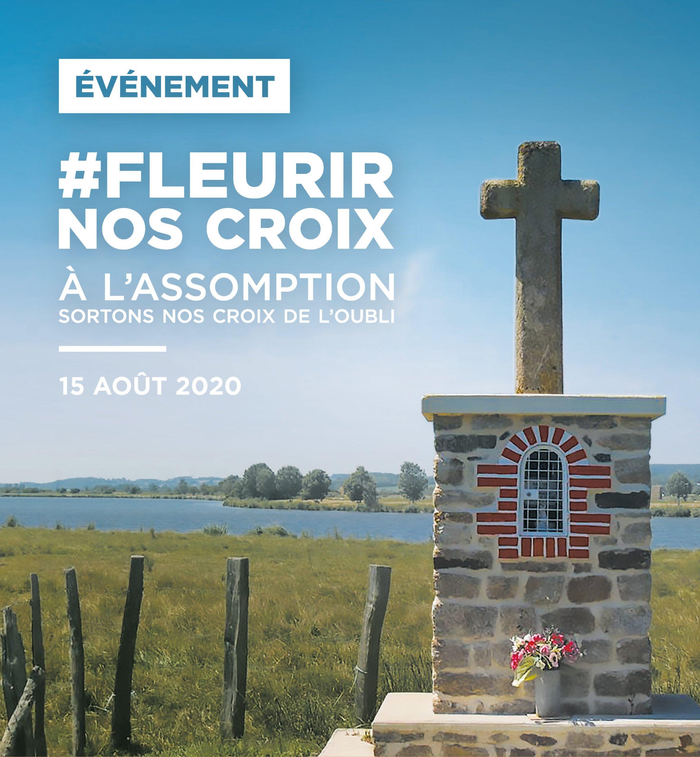 Fleurir nos Croix : Caridad sur Radio Notre Dame