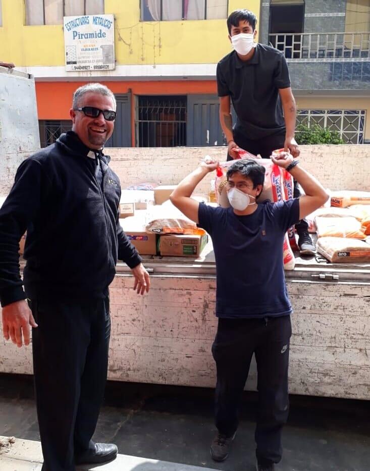Pérou : les distributions alimentaires continues