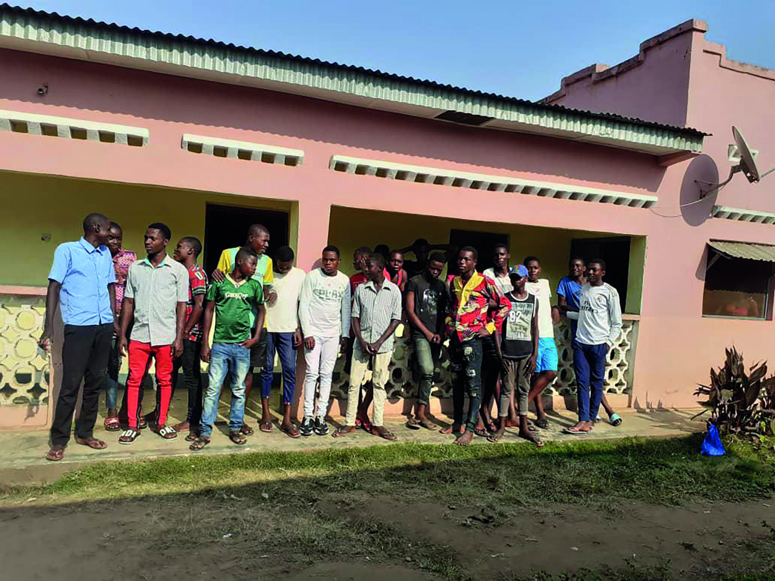 RDC : l'autonomie énergétique et économique pour le foyer Joie de Vivre