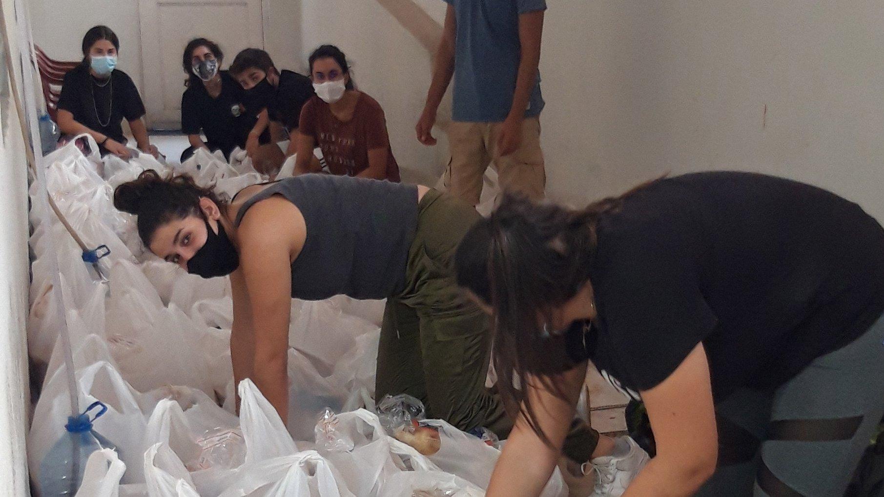 Liban : des distributions alimentaires pour les familles les plus pauvres