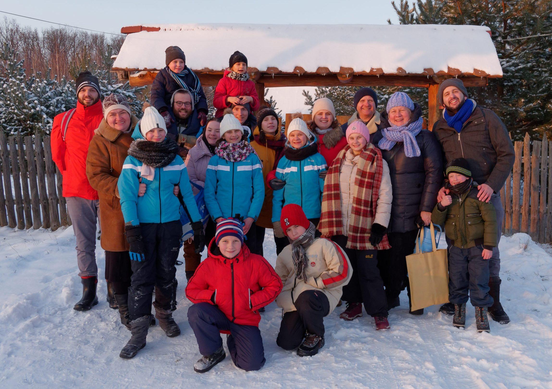 Ukraine : récit d'une mission de Noël en temps de pandémie