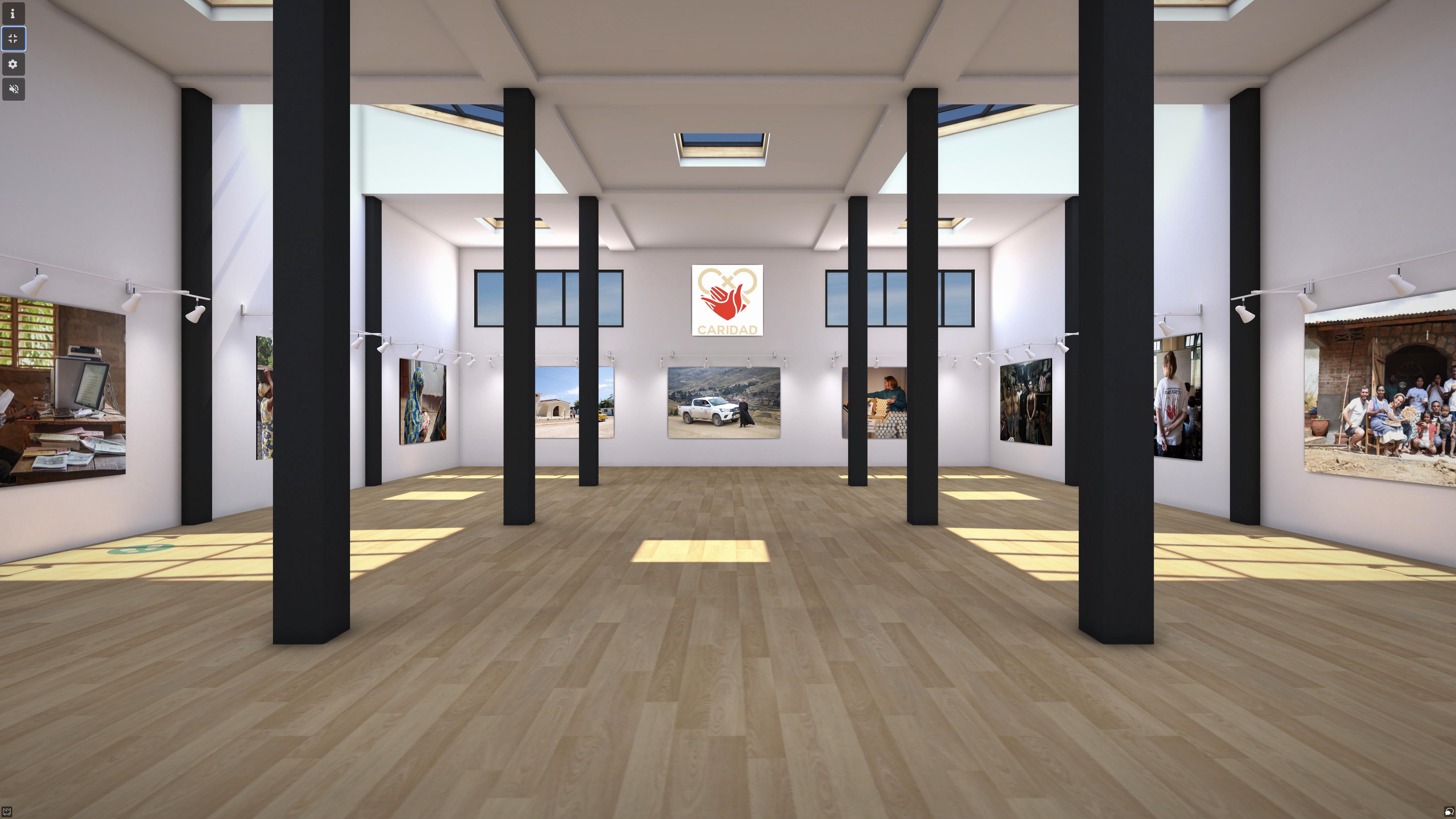 Caridad : une exposition photo virtuelle pour ses 5 ans